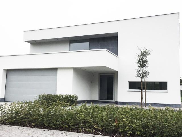 Nieuwbouw in Kessel